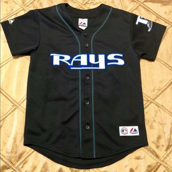 78edce4d Youth (kids) Tampa Bay Rays Jersey